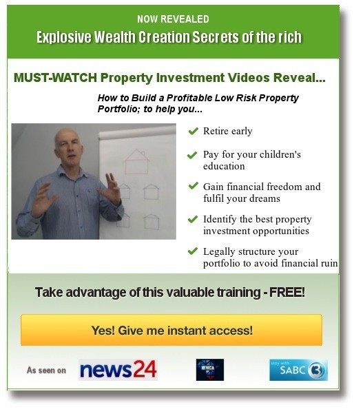 Free Property Investment Training