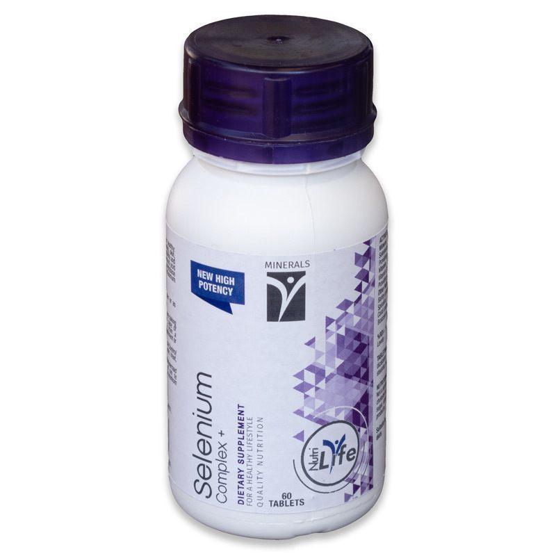 Selenium Complex Tablets